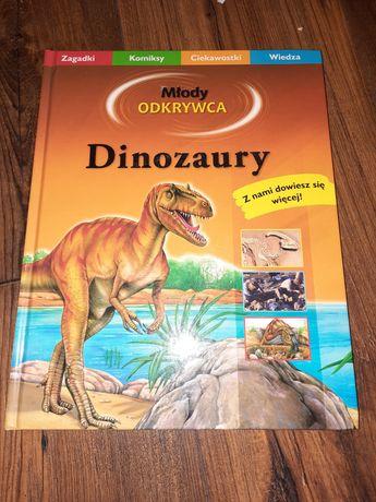 Dinozaury - seria mlody odkrywca
