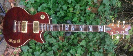 Gitara elektryczna Les Paul T.Burton Wildcat