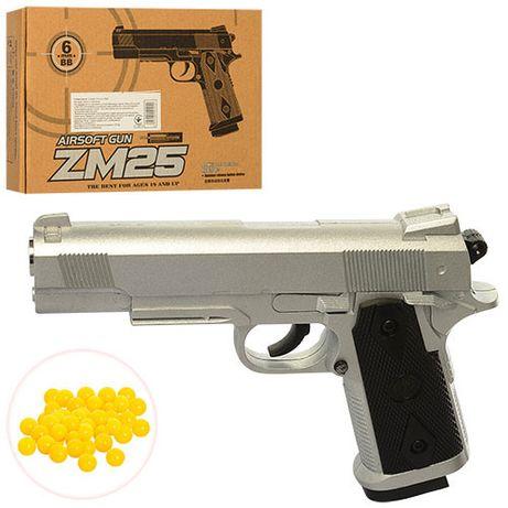 Пистолет Airsoft Gum ZM 25 металл.
