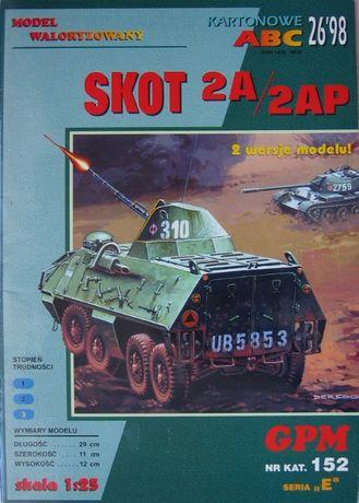 GPM 26/98 nr 152 Skot 2A/2AP