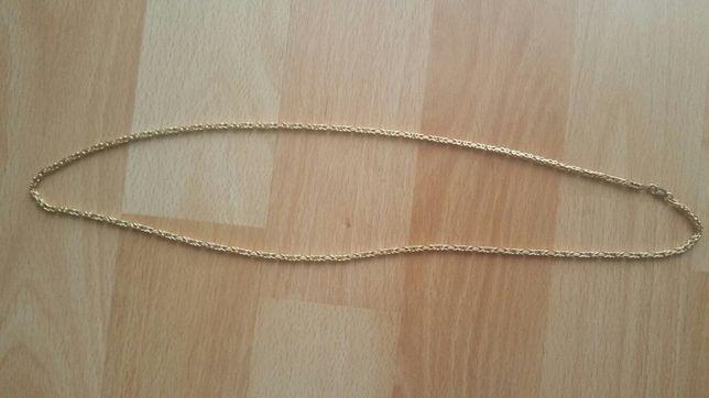 Łancuszek Złoty wzór Królewski 10.5g