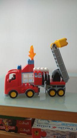 Wóz strażacki, klocki  LEGO Duplo 10592