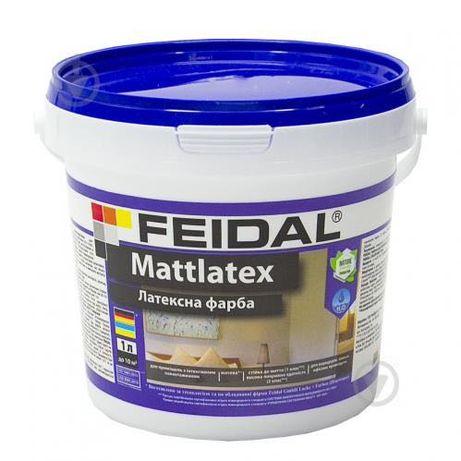 Фарба латексна Feidal Mattlatex
