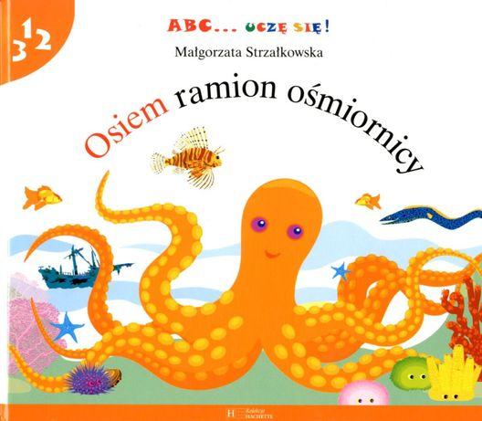 ABC Uczę się! Strzałkowska Zestaw książek edukacynych