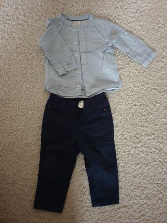 Koszula + spodnie HM 74