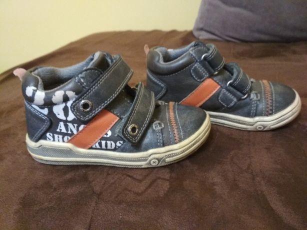 Демисезонные ботинки, размер 25, стелька 15,5 см