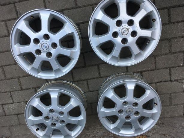 Felgi Aluminiowe 15 cali 5x110 Opel Oryginał