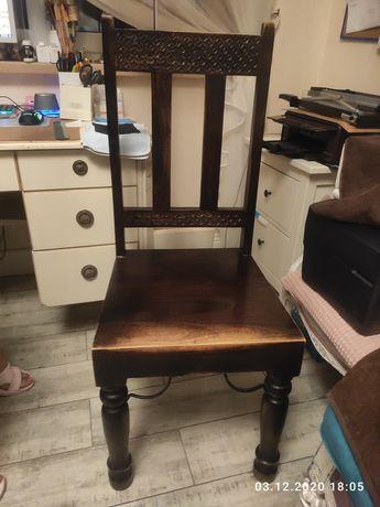 Krzesło indyjskie