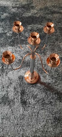 Castiçal 5 velas