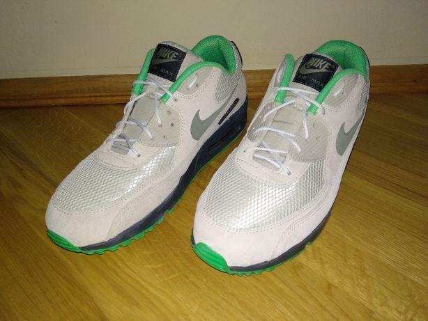 Нові шкіряні кросівки NIKE AIR MAX.