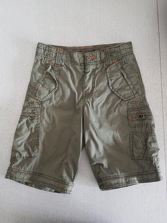 Spodenki trekkingowe GAP krótkie spodnie khaki rozm. 122