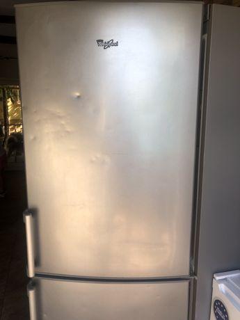 Двухкамерный холодильник WHIRLPOOL WBE 3114 TS