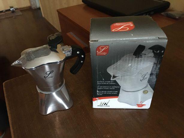 Кофеварка гейзерная  Moka Espresso
