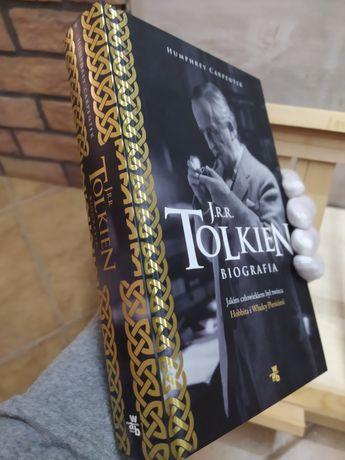 J. R. R. Tolkien Biografia. Humphrey Carpenter (piękny egzemplarz)