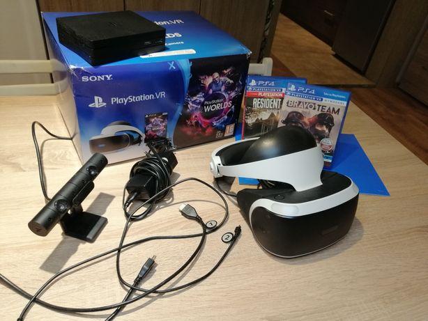 PS4 Google  VR zestaw z grami