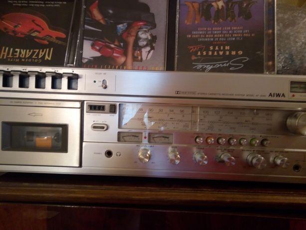 AIWA AF 3060 стерео кассетный ресивер