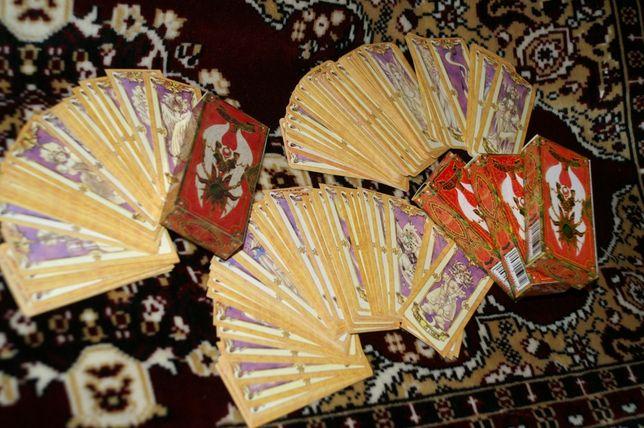 Детские Дозорные карты Сакуры Клоу Аниме Сакура ловец карт