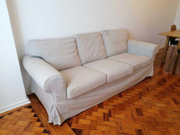 Sofá 3 lugares - Extremamente confortável