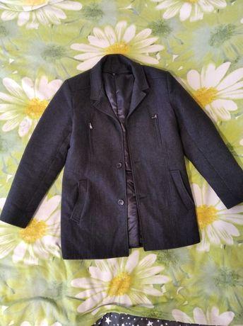 Пальто мужское 50 размер
