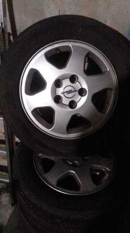 Felgi aluminiowe Opel 5x110