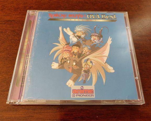 Tenchi-Muyo! Ova Best (Volume 1) - muzyka z anime CD