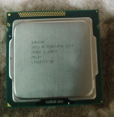 Процессор intel G620