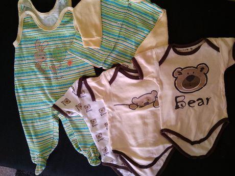 Ubranka niemowlęce 68