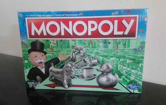 Monopólio Clássico (NOVO)