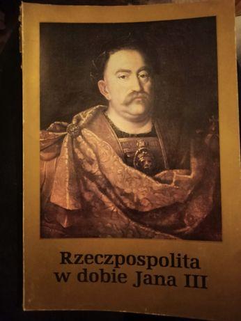 Rzeczypospolita w dobie Jana III