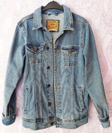 Джинсовая куртка Pull & Bear мужская
