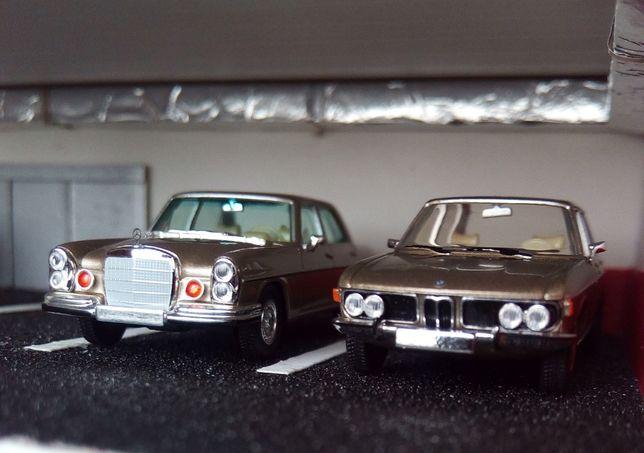 1:87 BMW 3.0 Si, metallic-beige (Brekina) есть модели 1:43