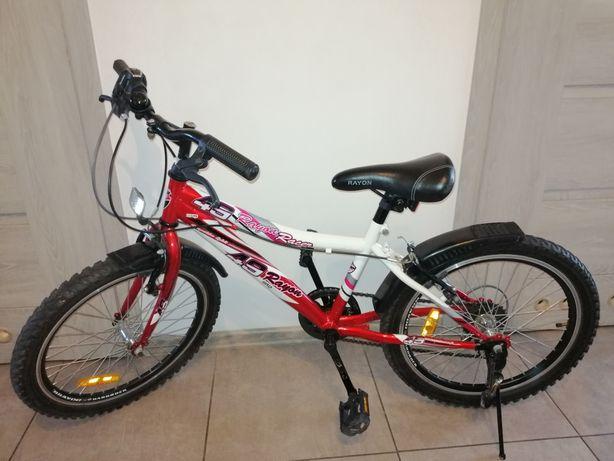 Rower dziecięcy Rayon Racer