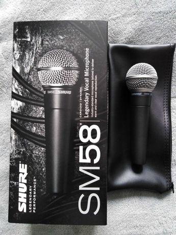 Mikrofon Shure SM 58