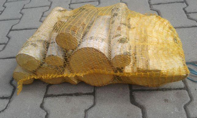 Drewno kominkowe opałowe do wędzarni wędzenia brzoza