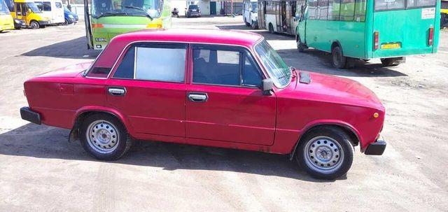ВАЗ 21013 Машинка Огонь.