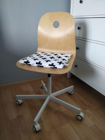 Krzesło obrotowe biurowe Ikea Vagsberg/Sporren