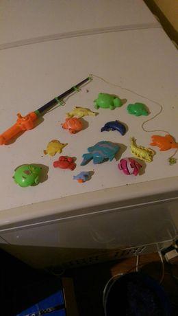 Игрушки рыбалка для детей .Ценаза все фото