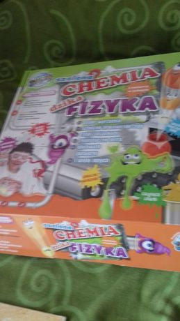 nowa-doświadczenia chemia, fizyka dzika