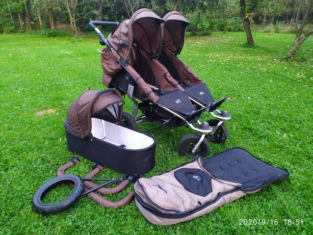 Wózek TFK Twinner Twist Duo
