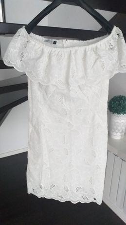 Sukienka hiszpanka, wesele, komunia, chrzciny