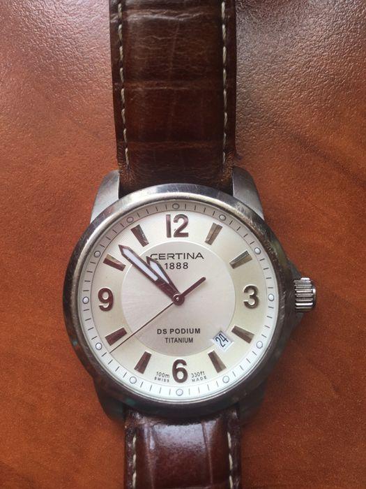 Zegarek Certina Myszków - image 1