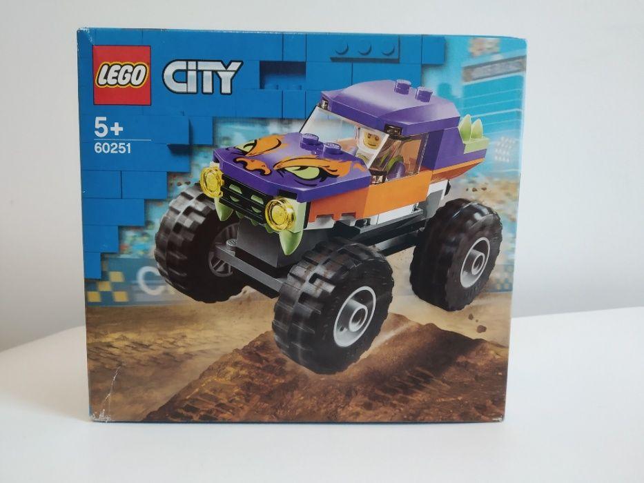 LEGO CITY 60251 Monster Truck NOWY Warszawa - image 1