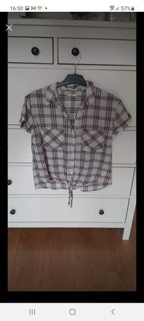 Paczka zestaw ubrań damskich