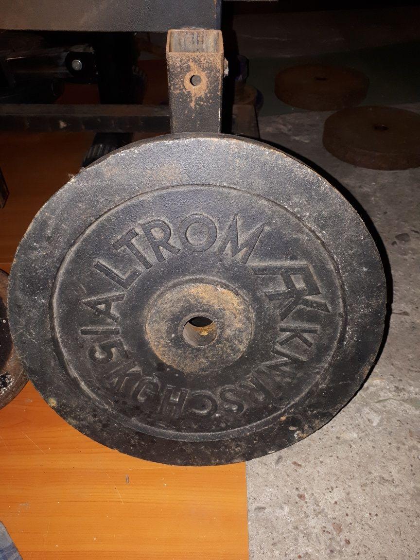 Obciążenie żeliwne 20kg