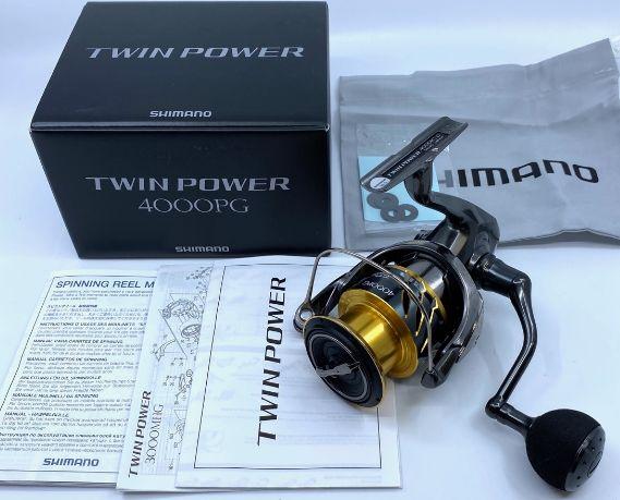 Kołowrotek Twin Power FD 4000 PG tp4000pgfd