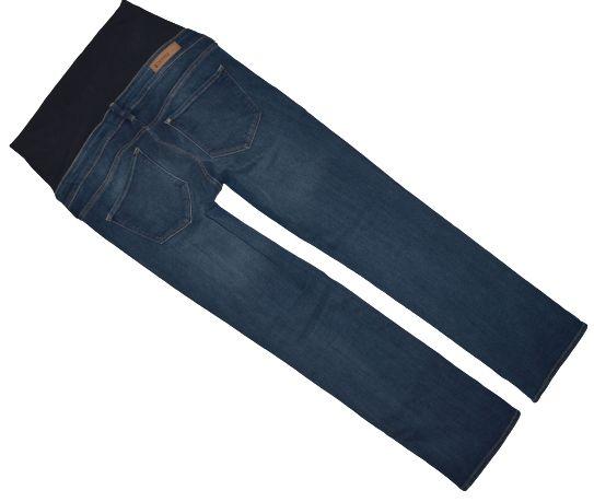 H&M MAMA STRAIGHT r.40 spodnie jeans ciążowe