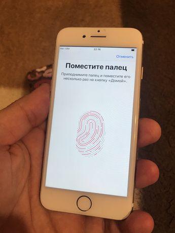 Iphone 7 128gb gold неверлок, идеальное состояние