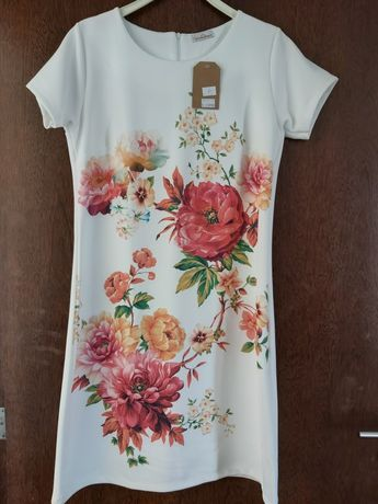 Vestido florido Cottonissimo