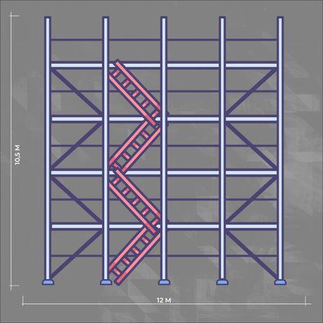 Rusztowania elewacyjne modułowe fasadowe typu Plettac 130 M2 PROMOCJA