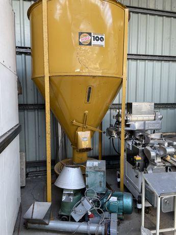 Maszyna do produkcji pelletu